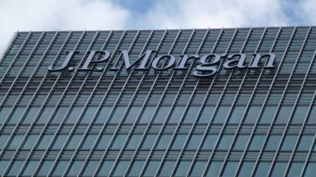 JP Morgan by Gideon Benari
