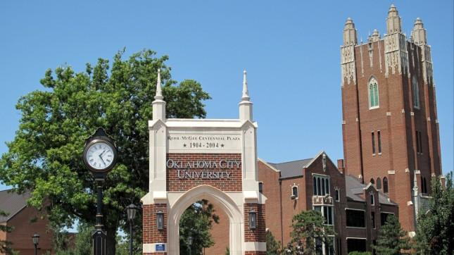 Oklahoma City University by Matthew Rutledge