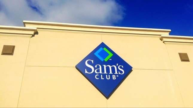 Sam's Club by Mike Mozart