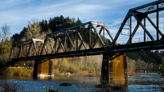 Troutdale Oregon by Luke Detwiler