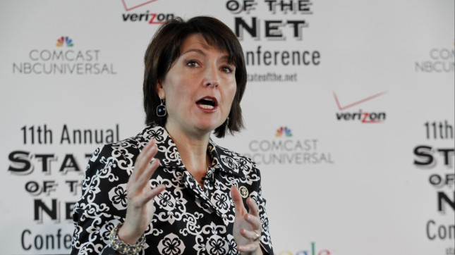 Representative Cathy McMorris ... by Internet Education Foundation