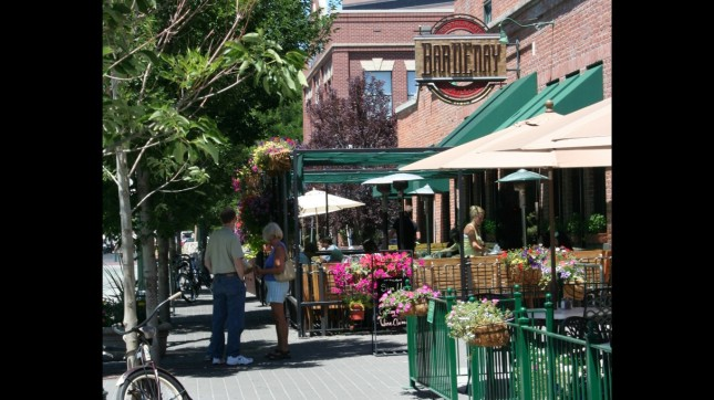 Downtown Boise - Bardenay by Boise Metro Chamber of Commerce