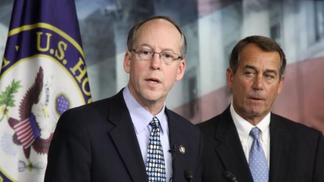 Leader Boehner (R-OH) and Greg... by House GOP Leader