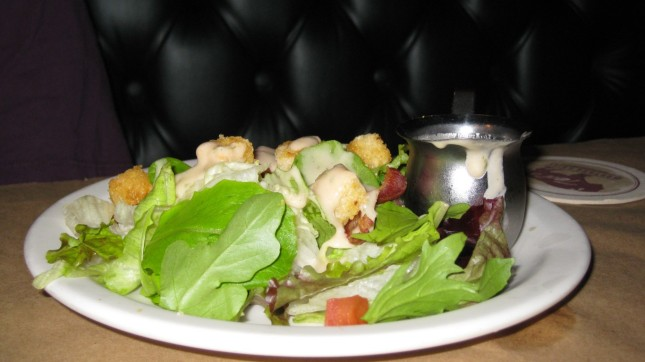 House Salad by bnilsen