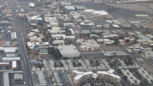 Campus of University of Nevada... by Ken Lund