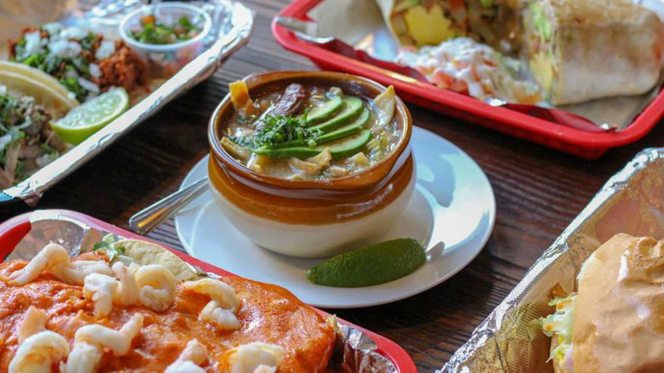 Almost Famous Chimichangas the best mexican restaurant in every state | 24/7 tempo