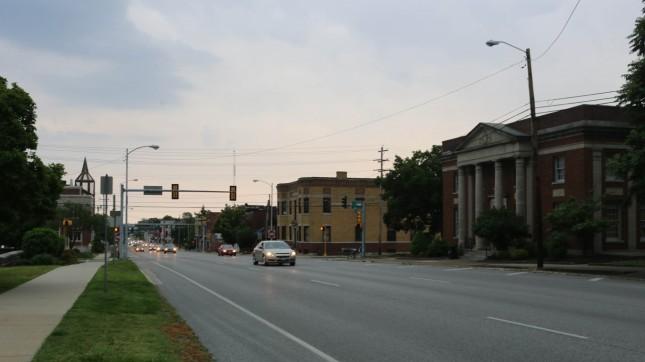 Carbondale, Illinois by Paul Sableman