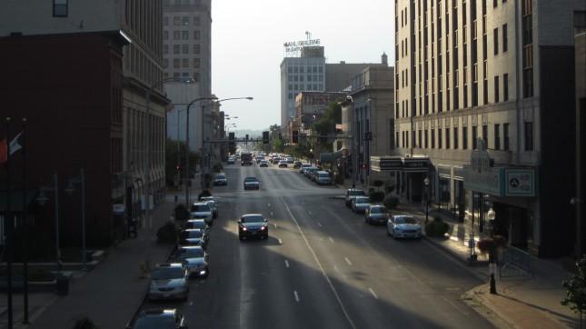Davenport, Iowa by Alan Light