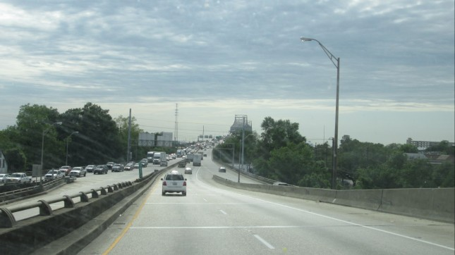 Baton Rouge I-10 Ap2014 MSBrid... by Infrogmation of New Orleans