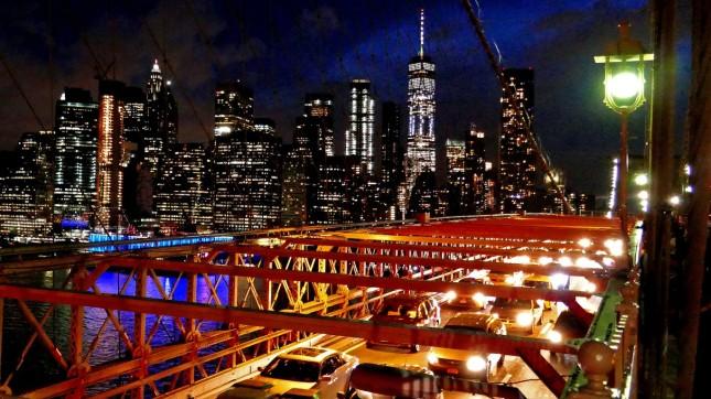New York City, USA by Pom'