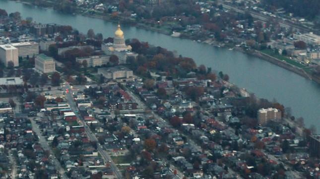 Charleston, West Virginia - Ae... by formulanone